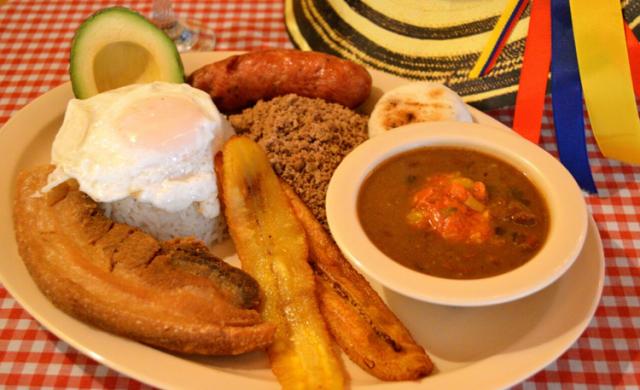 Colombia y Puerto Rico Bar Restaurante