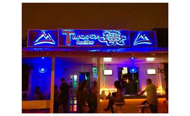 Taigüey Beach Bar