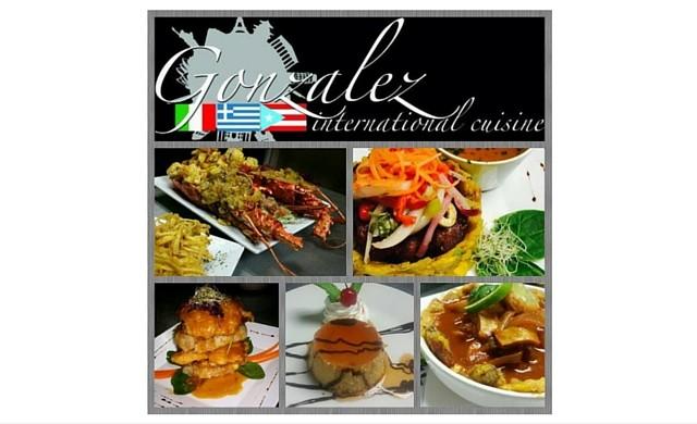 Gonzalez International Cuisine