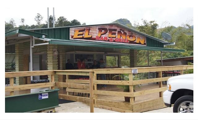 El Peñón Bar & Grill