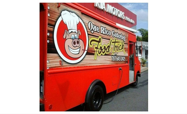 Que Rico Catering Food Truck