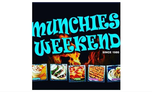 Munchies Weekend