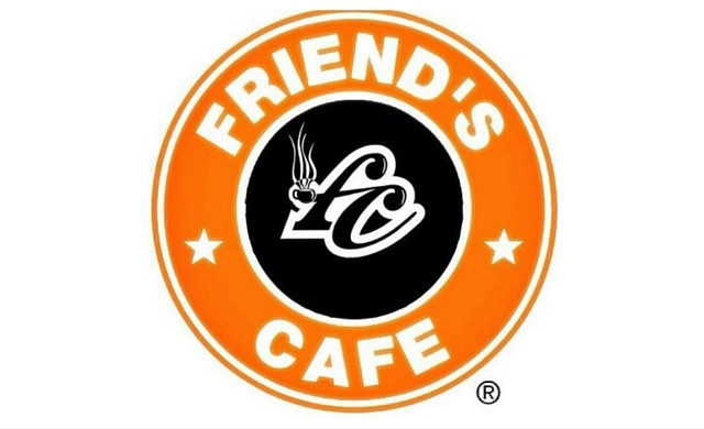 Friend's Café