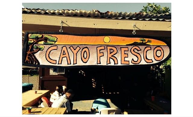 Cayo Fresco