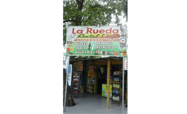 La Rueda Rental Shop