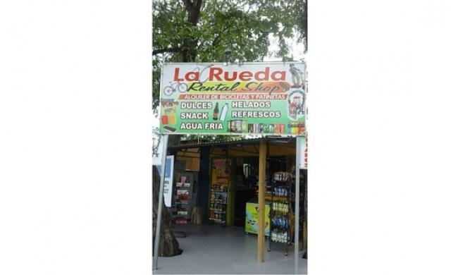 La Rueda Rental Shop