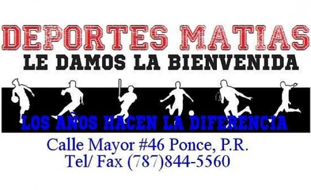 Deportes Matias