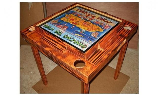 Mesas de Dominos