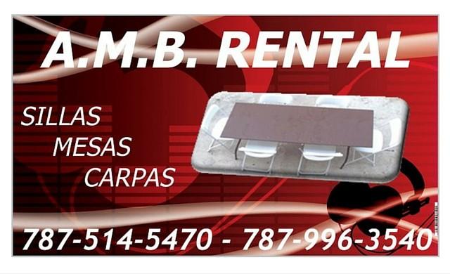 A M B Rental