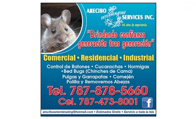 Arecibo Exterminating