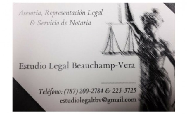 Estudio Legal Beauchamp-Vera