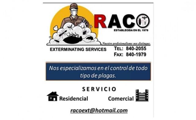 AN Raco Exterminating Service