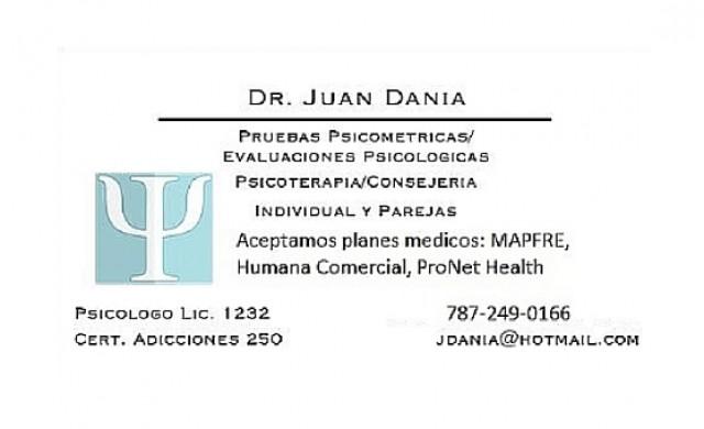 Dr. Juan Dania