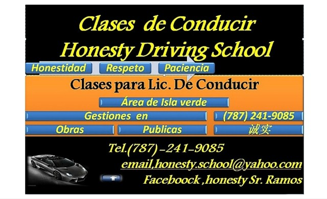 Honesty Driving School