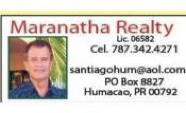 MARANATHA REALTY