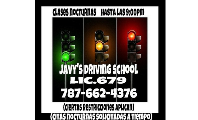 Javy's Driving School