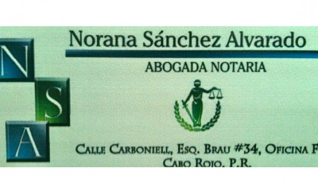 Despacho Legal Lcda. Norana Sanchez