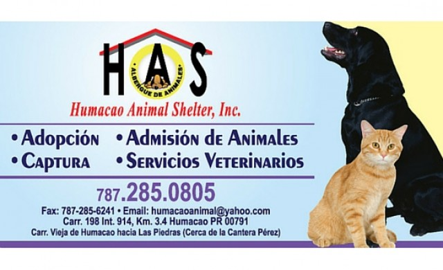 Humacao Animal Shelter Inc.