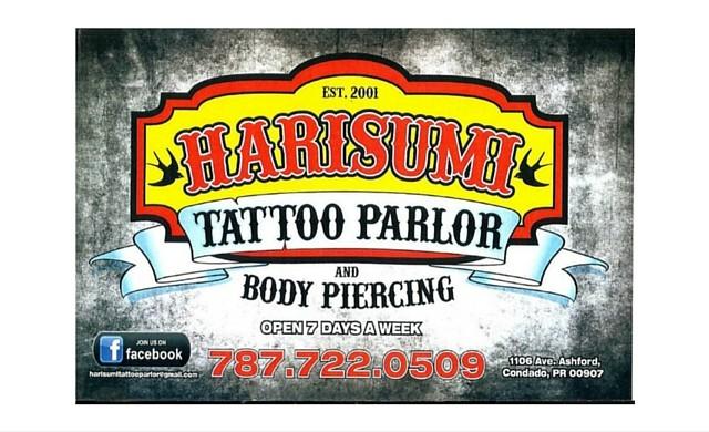 Harisumi Tattoo Parlor