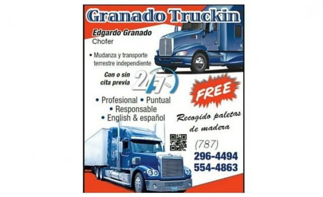 Granado Truckin