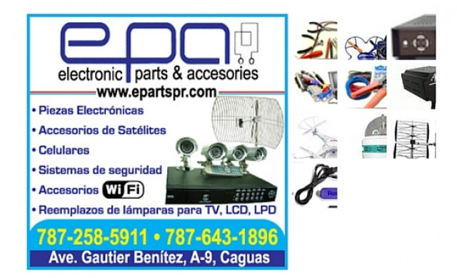 Electronic Parts & Accessories