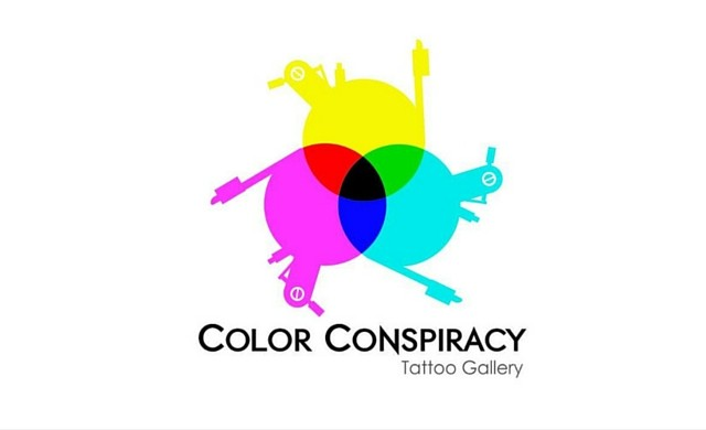 Color Conspiracy Tattoo Gallery