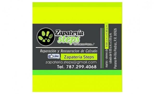 Zapateria Steps