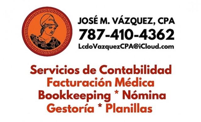 José M. Vázquez CPA