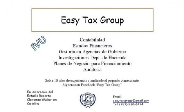 Easy Tax Group