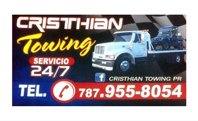 Cristhian Towing PR