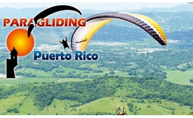 Paragliding Puerto Rico