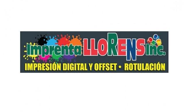 Imprenta Llorens, Inc.