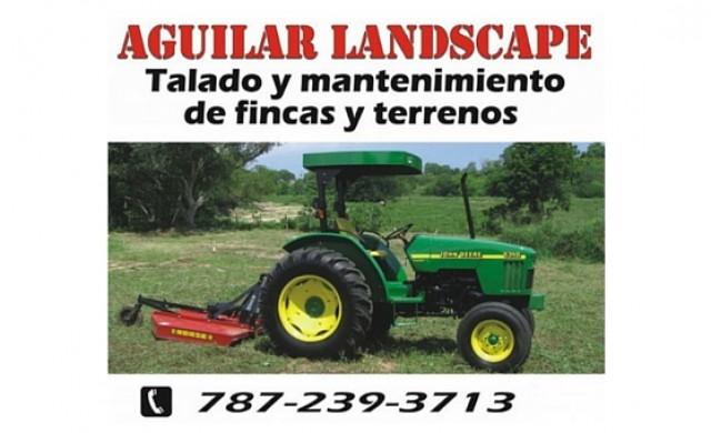 Aguilar Landscape