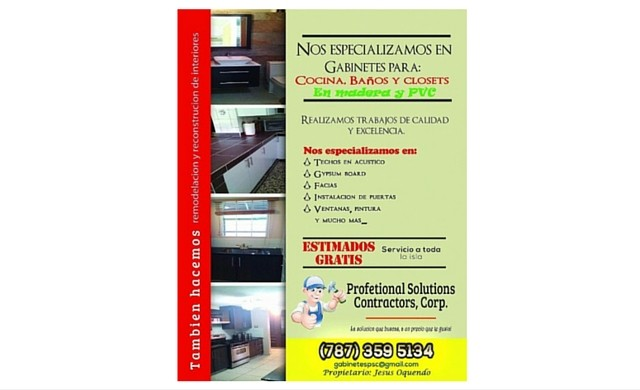 Professional Solutions Contractors, Corp.