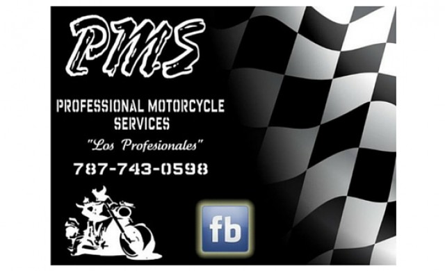 Professional  Motorcycle Service (PMS)