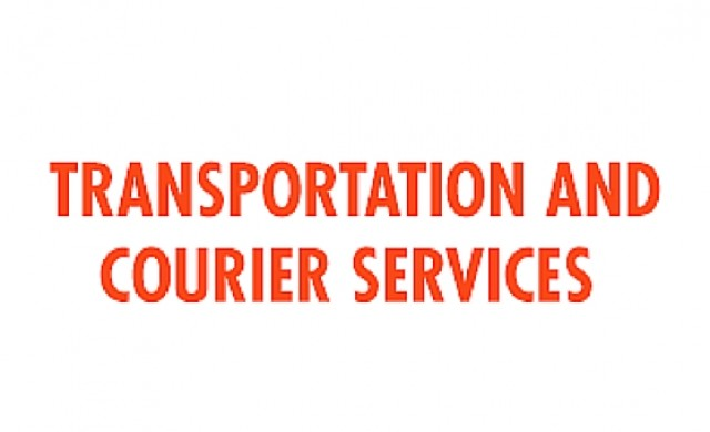 Transportation And Courier Services