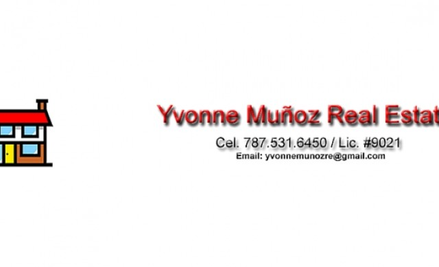 Yvonne Muñoz Real Estate