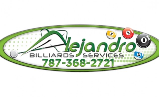 Alejandro Billiards Services