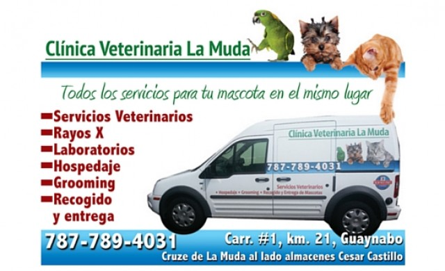 Clinica Veterinaria La Muda