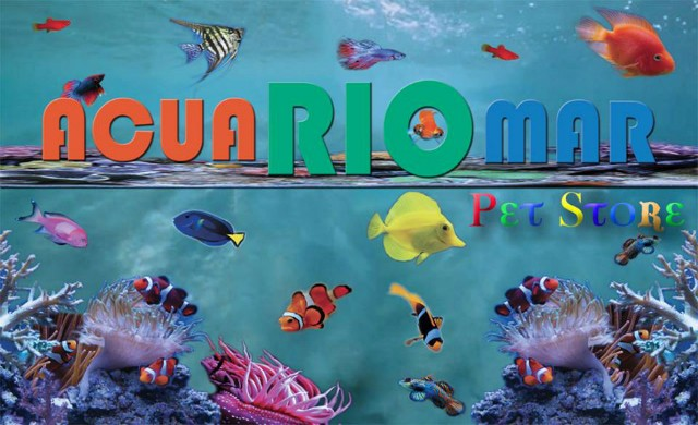 Acuario Mar Pet Store