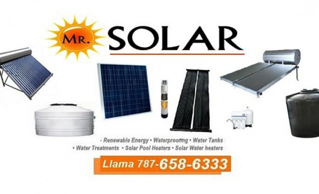 Mr. Solar Corp.