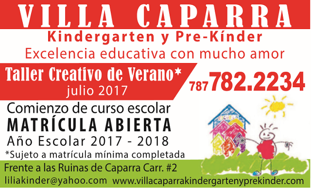 Villa Caparra Kindergarten & Pre-Kinder