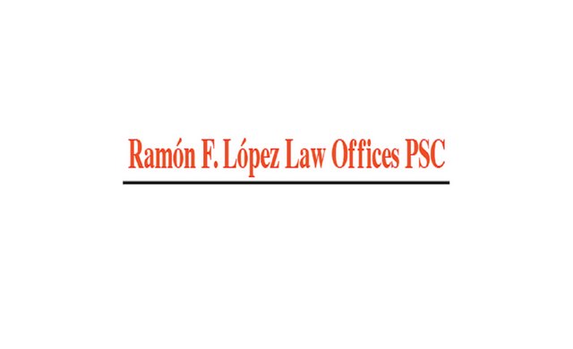 Lcdo. Ramón F. López Law Offices PSC