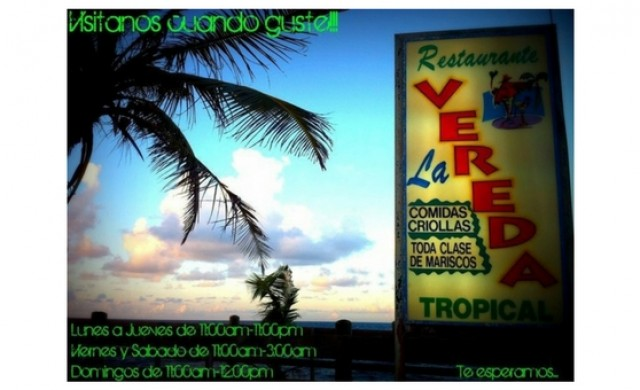 La Vereda Tropical