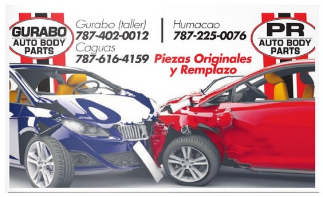 Gurabo Auto Body Parts