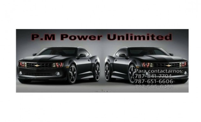 PM Power Unlimited