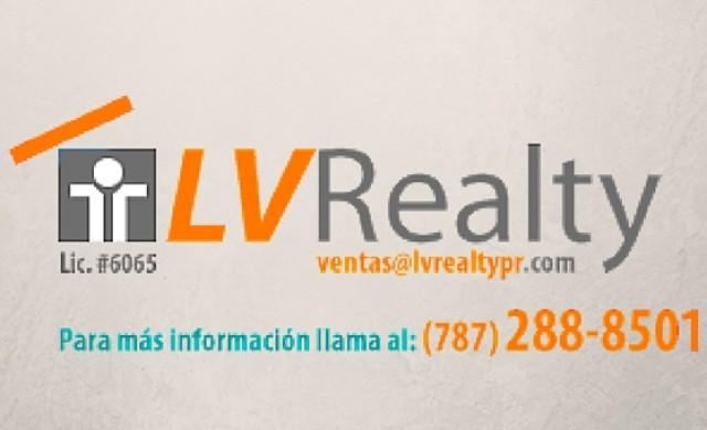L.V. REALTY