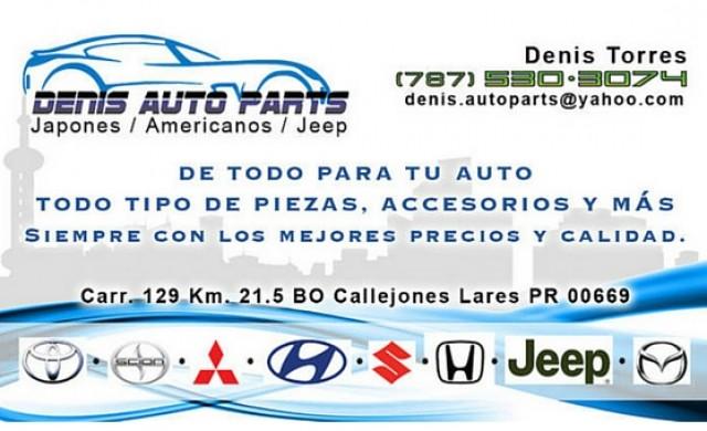 Denis Auto Parts