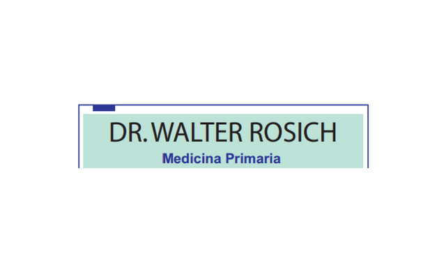 Walter Rosich
