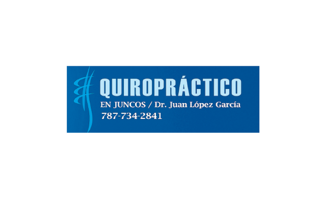 Dr. Juan López Gracía